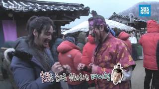 getlinkyoutube.com-SBS [육룡이나르샤] - '길태미 최후의 순간' 메이킹