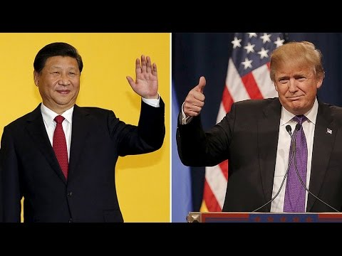 Trump: Going to have 'great meeting' with Xi