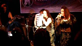 Pretentious Moi? ~ witchhouse {live at Nambucca,London 21/10/11}