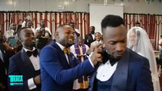 getlinkyoutube.com-Daniel + Esther | Udine, Ghanaian Wedding