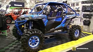 getlinkyoutube.com-2015 Polaris RZR XP 1000 Accessorised by UTV Canada - Exterior and Interior Walkaround