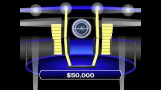 millionaire powerpoint version 9.2 update - youtube, Powerpoint templates
