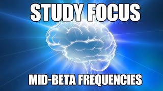 getlinkyoutube.com-Study Focus - Beta Waves for Rapid Workflow & Enhanced Concentration  - Brainwave Entrainment