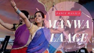 getlinkyoutube.com-Manwa Laage - Dance Masala