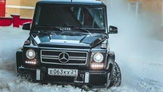 getlinkyoutube.com-Mercedes-Benz G 55 AMG (500 л.с.)Тест-драйв.Anton Avtoman.