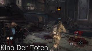 getlinkyoutube.com-Call of Duty Black Ops : Zombie sur Kino Der Toten - En compagnie de la Team !