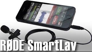 getlinkyoutube.com-RØDE smartLav Lavalier Microphone for Smartphones - iPhone Rode