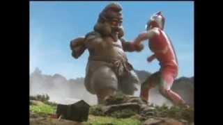 getlinkyoutube.com-Ultraman Mebius & Ultraman Hikari vs Kodaigon