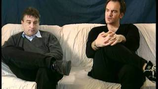 getlinkyoutube.com-Robert De Niro & Quentin Tarantino Interview (1997)