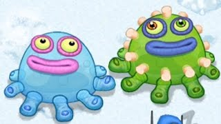 getlinkyoutube.com-How to Breed RARE TOE JAMMER Monster 100% Real in My Singing Monsters! [COLD ISLAND]