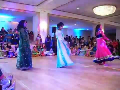 Samiya and Phil Mehndi - Group Dance