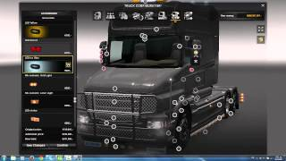 getlinkyoutube.com-Euro Truck Simulator 2 SCANIA T + MOD (1)
