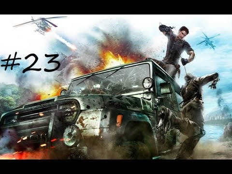 Just Cause 2 Walkthrough -    2 23 -  