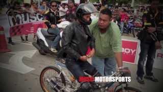 getlinkyoutube.com-4T125 OPEN - KBS MALAYSIAN DRAG RACE 2013 R3