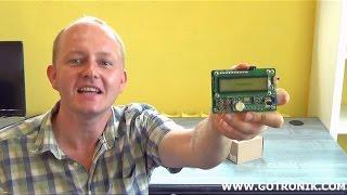 Generatory funkcyjne DDS z  serii UDB1000S/SG1000S