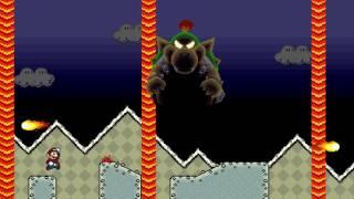 Super Mario Bros. X (SMBX) playthrough - 1.4.2 Boss Rush