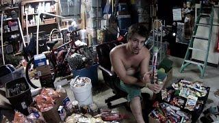 getlinkyoutube.com-Sorting, Storing and Eating Dumpster Diving Food