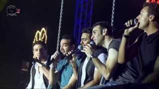 getlinkyoutube.com-ميدلي تامر حسني و واما من حفل الاسكندرية / Tamer Hosny FT WAMA from Semouha live concert
