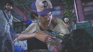 The Walking Dead Game Season 3 Episode 3 FULL EPISODE Walkthrough