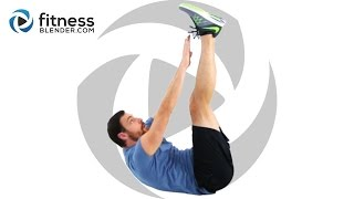 getlinkyoutube.com-HIIT Cardio and Abs Workout for People Who Get Bored Easily