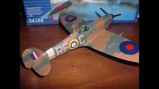 getlinkyoutube.com-Revell 1:72 Spitfire Mk V