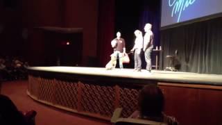 """Cesar Millan - The Dog Whisperer Meets """"7"""" The Blue Pit Bull"""
