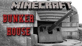 getlinkyoutube.com-Bunker House MINECRAFT- LA CASA PIU SICURA DI MINECRAT (Secondo me)