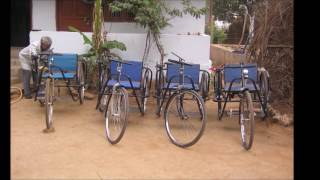 getlinkyoutube.com-Electric Tricycle For The Disabled