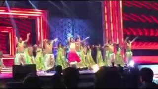 Rakul Preeth Singh Dance Show At Film Fare Awards