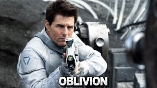 Brian the Movie Guy: 'Oblivion' is a decent mashup of your favorite sci-fi films