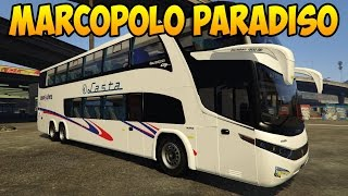 getlinkyoutube.com-GTA 5 Mods : Marcopolo Paradiso 1800