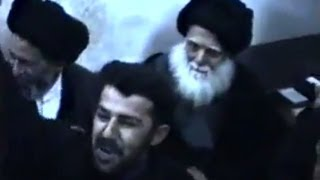 getlinkyoutube.com-فيديو نادر للسيد محمد محمد صادق الصدر ( قدس سره )