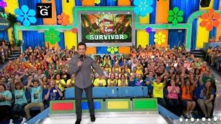 getlinkyoutube.com-The Price is Right Special | Survivor Edition FULL EPISODE