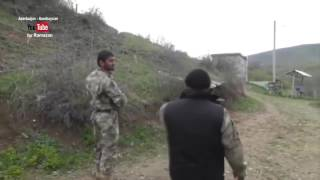 Ermeniler qorxuya dusub aprel baxun ( Bespilotnik Kamikadze) Армяни попали в панику
