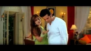 getlinkyoutube.com-Bollywood Actress Ayesha Takia Hot Romance Scene In Saree
