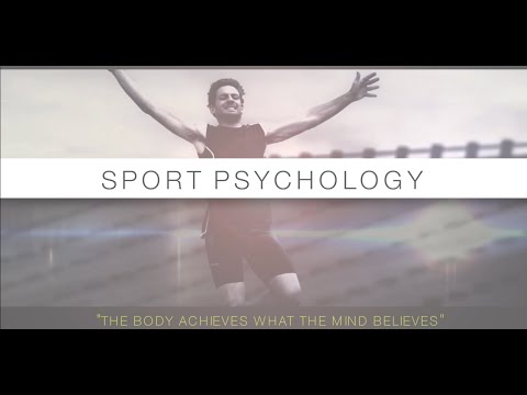 Sport Psychology: Overview & Introduction - Physical Education