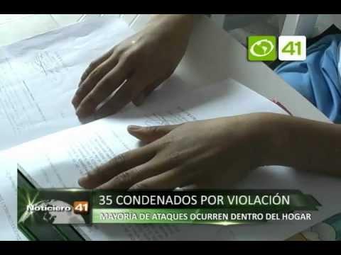 35 condenados por violación a menores de edad - Trujillo