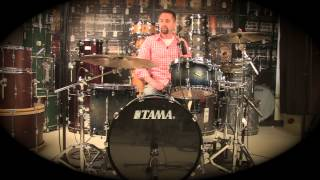 getlinkyoutube.com-Video Demo: Tama Starclassic Performer B/B Shell Pack 22x16/12x8/16x16