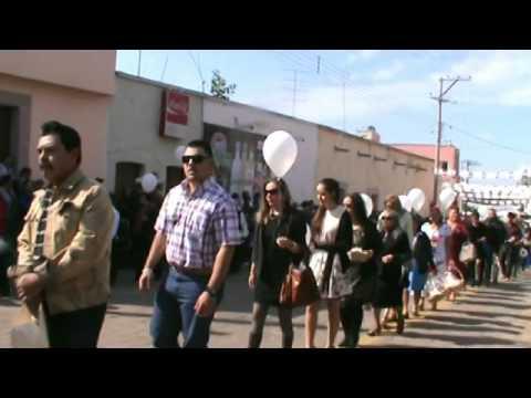 Peregrinacion de Hijos Ausentes Fiestas Patronales 2014 VG