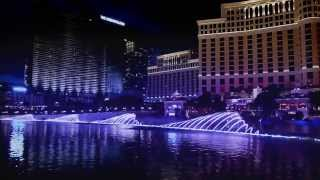 "getlinkyoutube.com-Fountains of Bellagio ""My Heart Will go on"" HD"