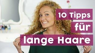 getlinkyoutube.com-Meine 10 Tipps für lange Haare | mit Jacko
