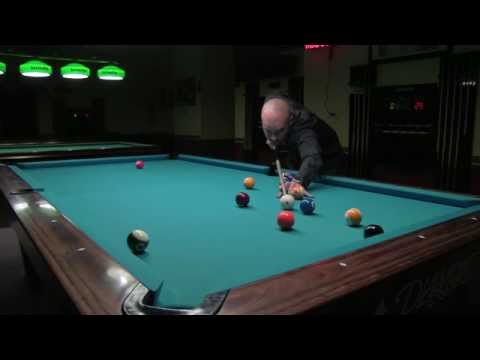 One Pocket 24 Ball Run / Ball In Hand after Break / How To Play Pool