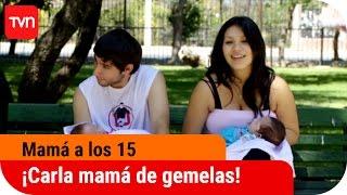getlinkyoutube.com-Mamá a los 15 | E01 T01: ¡Carla será mamá de gemelas!