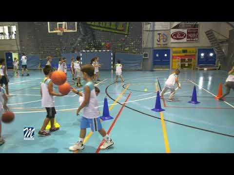 X Campus Provincial de Baloncesto en Manilva