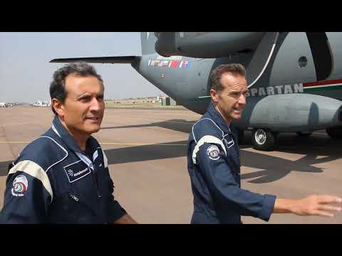 AAD 2012 - onboard the Spartan C-27J display.mp4