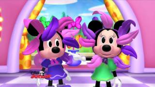 getlinkyoutube.com-Minnie's Bow-Toons - Flower Fix