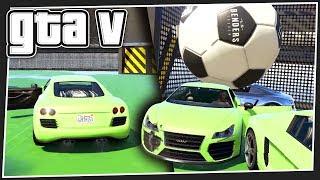 ROCKET LEAGUE IN GTA | GTA 5 Online
