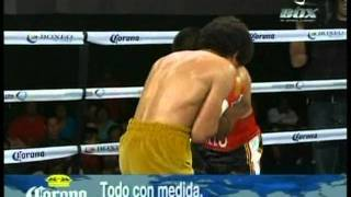 getlinkyoutube.com-Salvador Sanchez II wins CABOFE belt