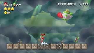 getlinkyoutube.com-New Super Mario Bros U - 100% Walkthrough Co-op - Parte 17 di 22
