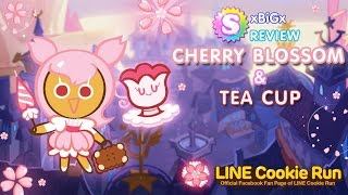 getlinkyoutube.com-[Review] Cookie Run SS5 : CherryBlossom+TeaCup : ซากุระ+ถ้วยชาดำ [New Season] | xBiGx